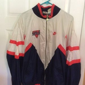 USA TRACK AND FIELD JACKET